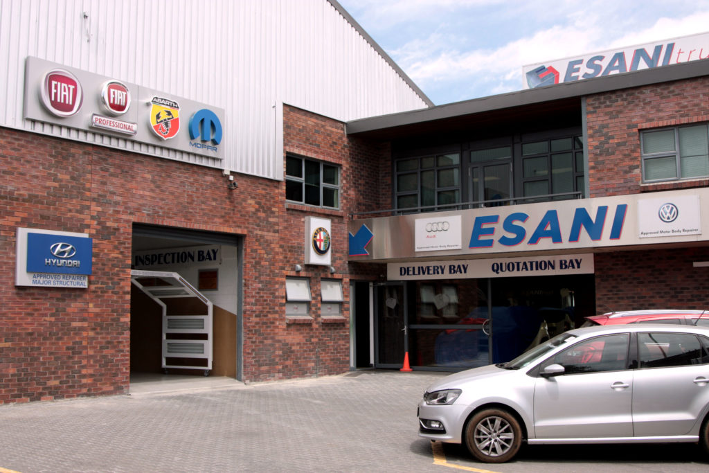 Esani Body shop